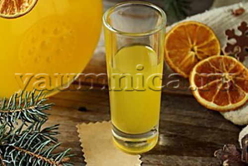 Ликер апельсиновый в домашних условиях рецепт пошагово с