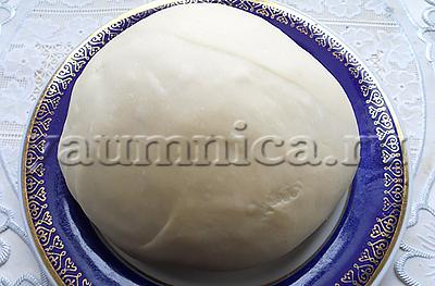 как приготовить тесто на галушки