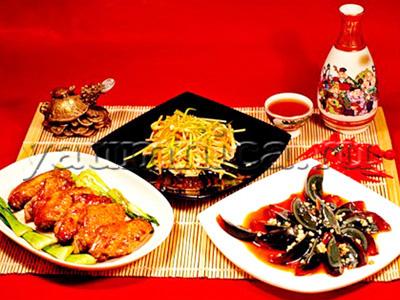 блюда китая рецепты