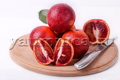 красные апельсины рецепты