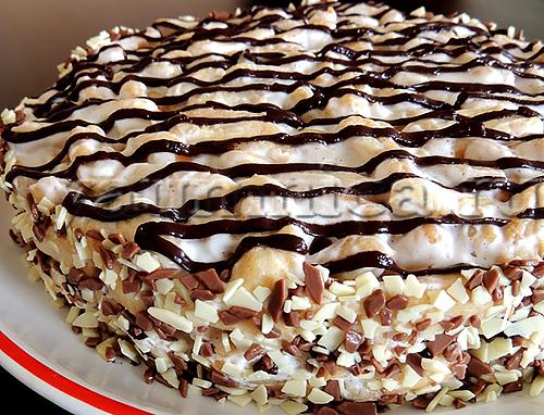Торт дамский пальчик рецепт пошагово в домашних условиях 36