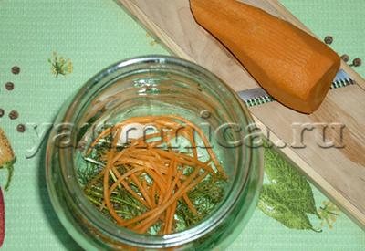 консервированные кабачки на зиму рецепт