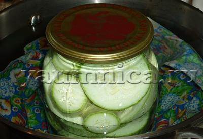 консервировать кабачки на зиму рецепты