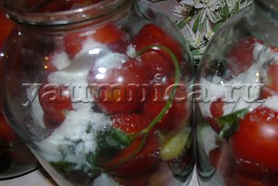 Маринованные помидоры без уксуса рецепт